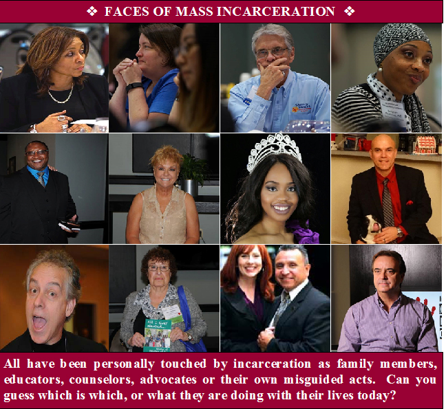 Faces of Mass Incarceration Montage for Appeal